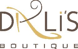 Dali's Boutique Logotype